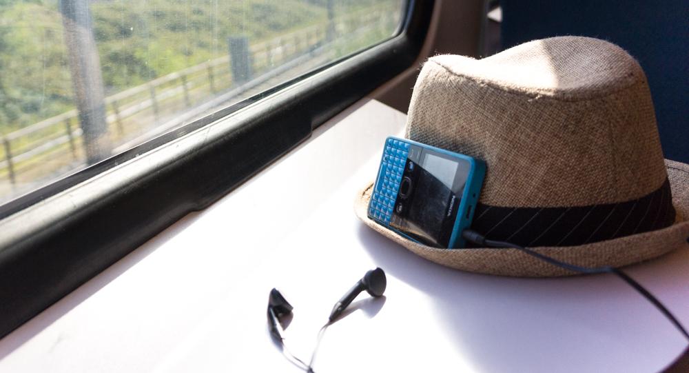 smartphone baladeur