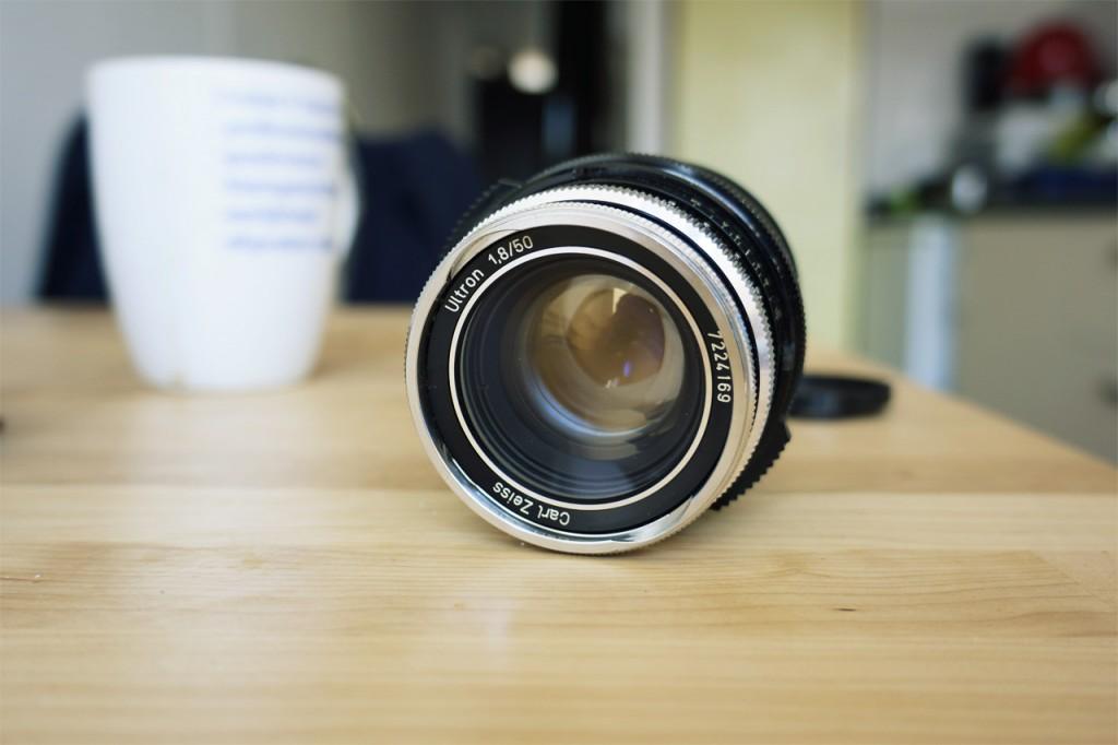 carl zeiss ultron 50mm 1.8