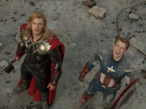 Plongée The Avengers