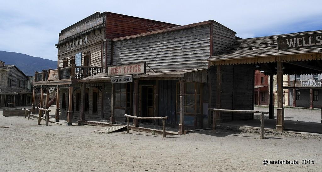 studio cinéma western