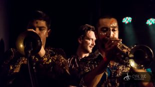 Newen Afrobeat : un live surchauffé !