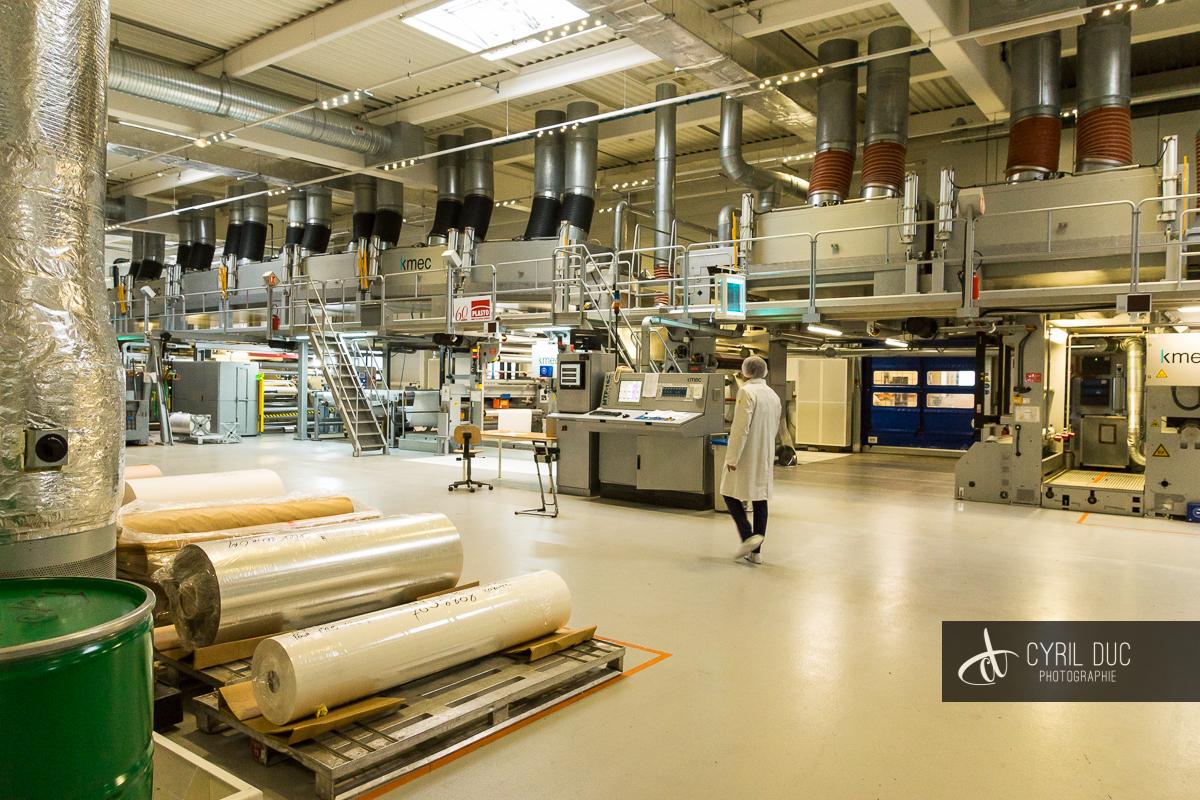 Adhex Technology Chenôve - photo entreprise usine 3
