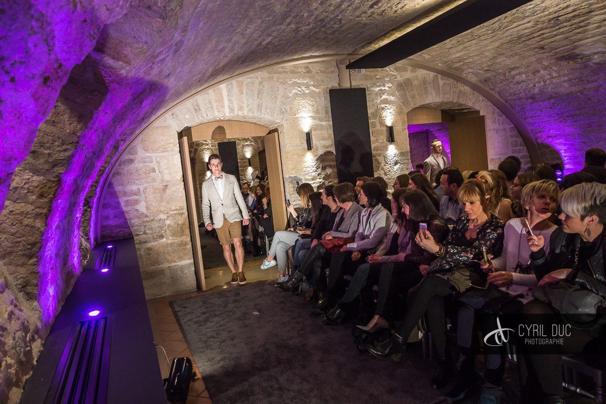 Défilé de Mode fashion by Show- Hotel la Cloche Dijon
