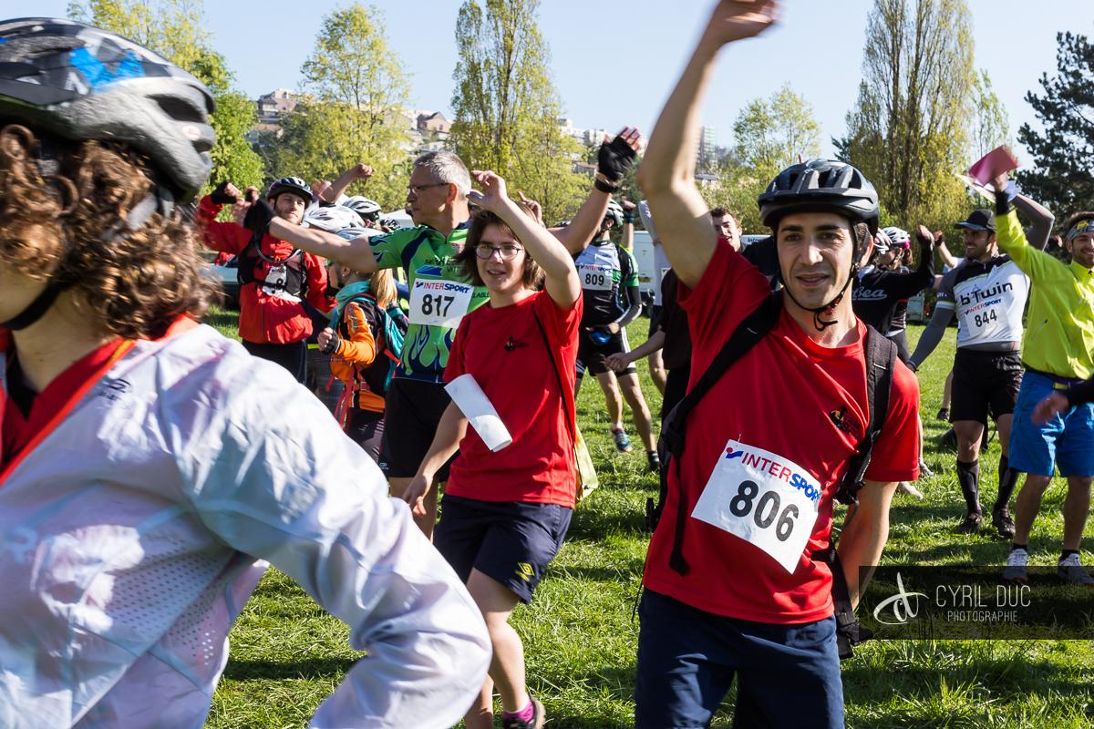 Raid de l'Ub 17eme edition évènement sportif