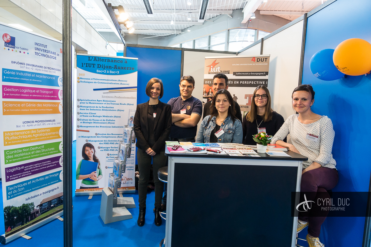 Salon Apprentissimo Dijon - 8eme edition