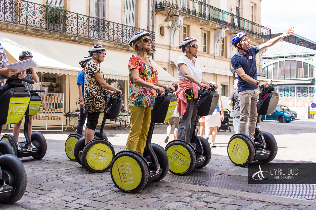 Tourisme Dijon - Tour en Segway 4