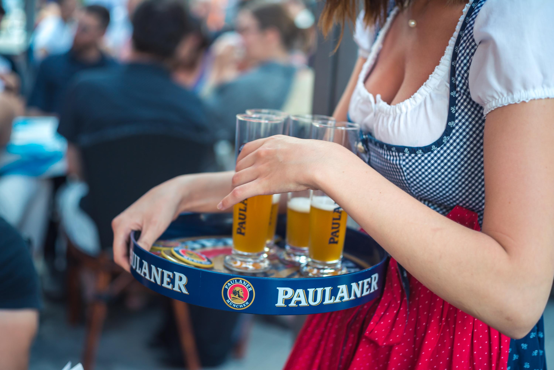 Paulaner Biergarten Tour - Dijon