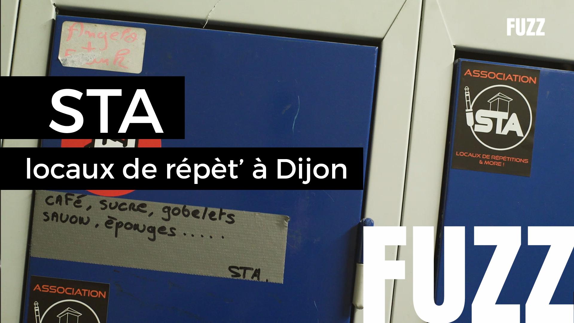 FUZZ encart reportage STA