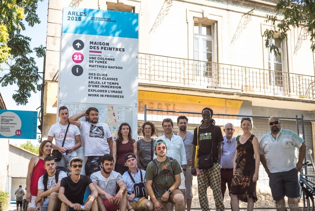 Des Deux côtés du Miroir aux Rencontres de la photographie d'Arles