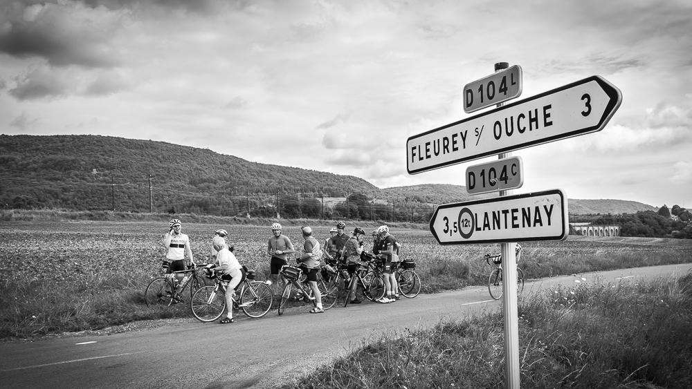 Semaine du Cyclotourisme Dijon 2016