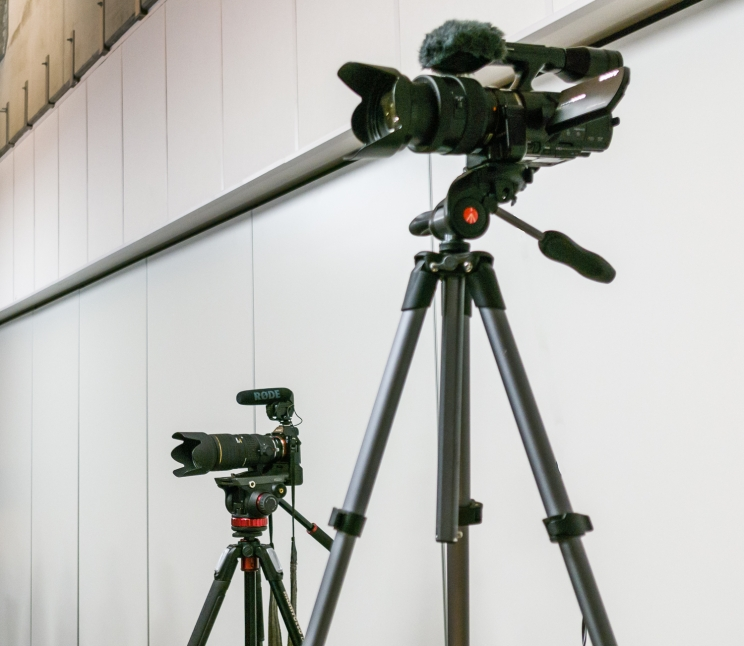 Cameras captation vidéo conférence