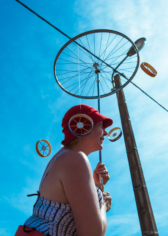 Le Parapwheel