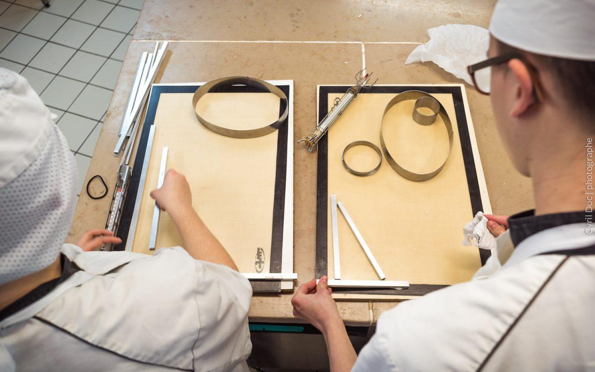 Atelier Pâtisserie au Lycée le Castel