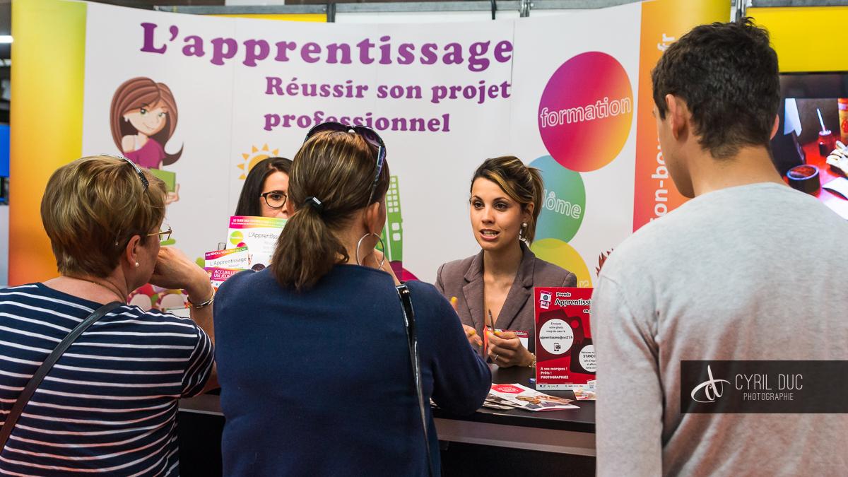 Salon Apprentissimo Dijon - 8eme edition